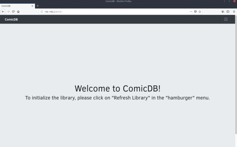 ComicDB