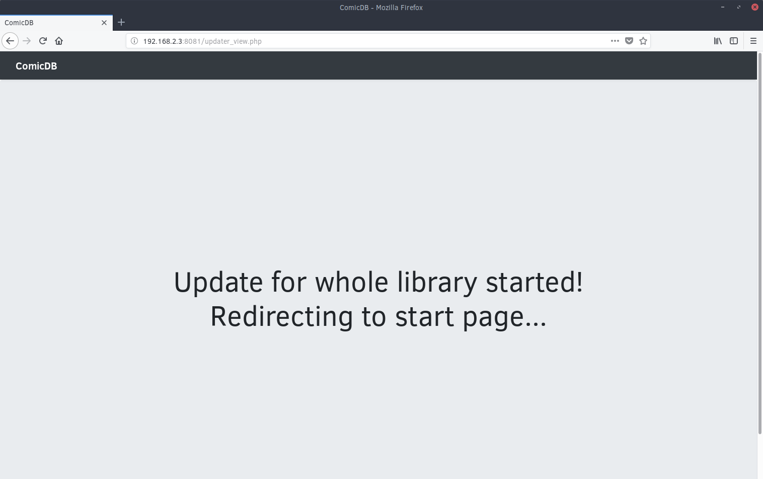 comicdb_updating_library