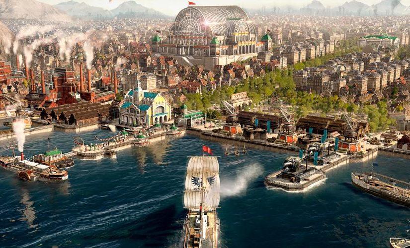 Anno 1800 während der Gamescom kostenlos spielen & Ubisoft-Sale