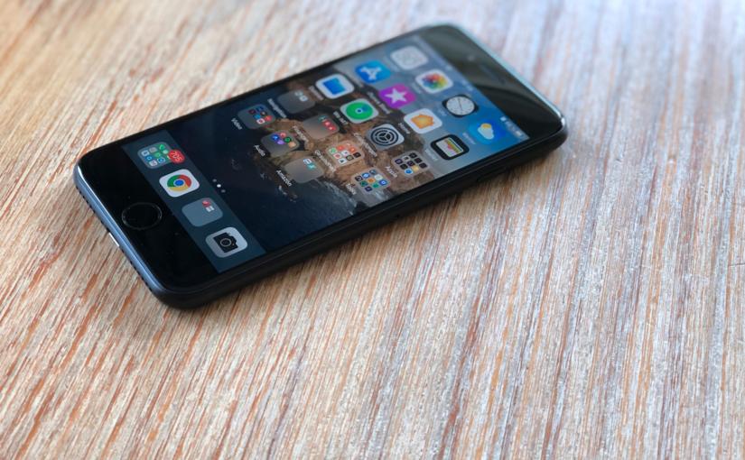 Ausgepackt und getestet: iPhone SE 2020